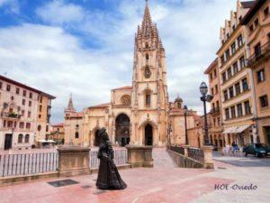 Celebración en Oviedo, vídeo y reseña