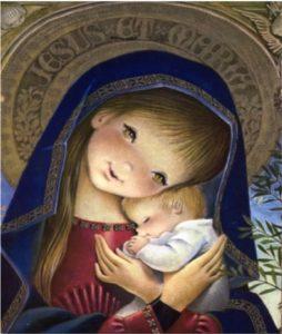 Virgen de la Nochebuena